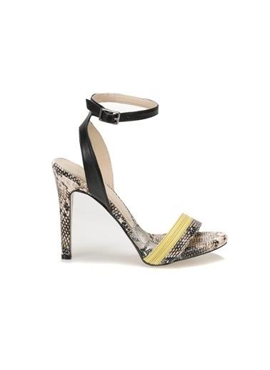 Butigo Sandalet Sarı